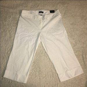 NWT Lane Bryant Plus Size White Pants